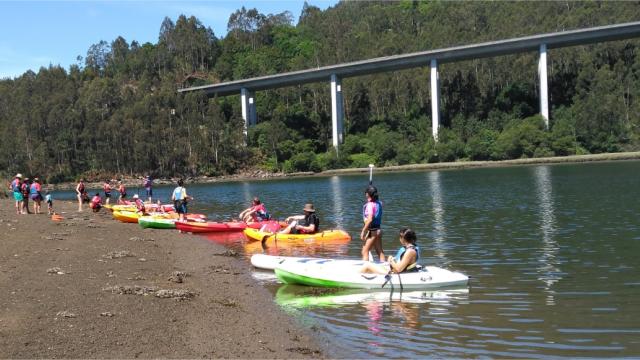 Imagen para Rutas en Kayak y Paddel Surf