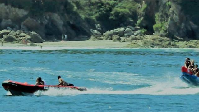 Imagen para Banana boat en Caión