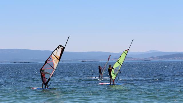 Imagen para Windsurf en Ribeira