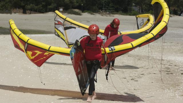 Imagen para Escuela kitesurf