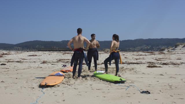 Imagen para Surf en Parejas