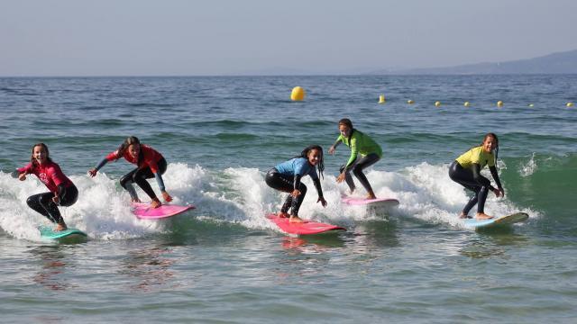 Imagen para Cursos de surf, longboard, paddle-surf y bodyboard