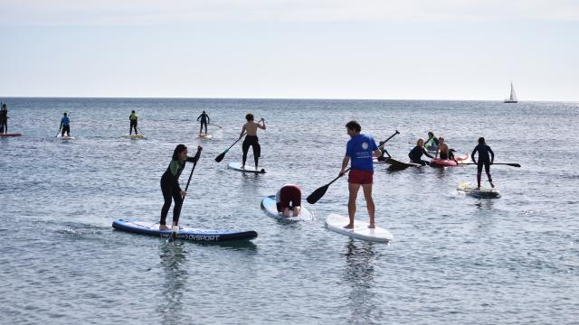 Imagen para Actividades de Stand Up Paddle (SUP) - Paddle Surf y Kayak