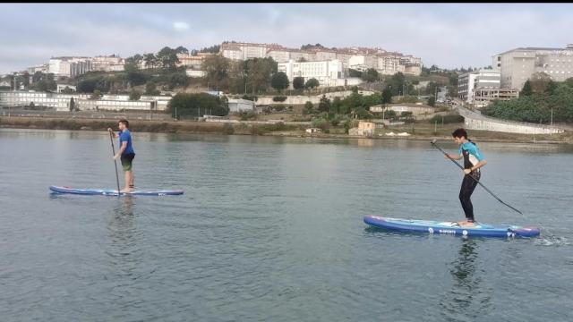 Imagen para Paddle Surf en Oleiros
