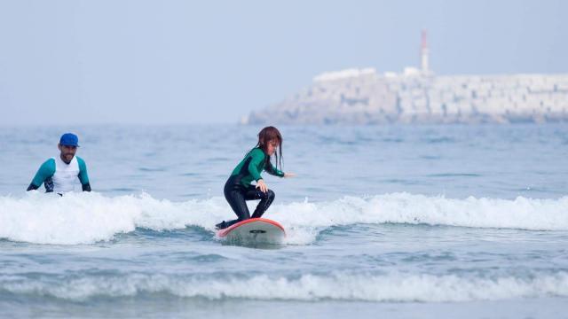 Imagen para Clases de Surf en Coruña, Galicia.