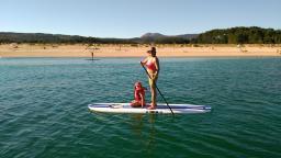 Imagen para Paddlesurf en Ribeira