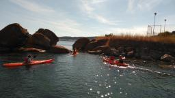 Imagen para Kayak en Ribeira