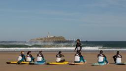 Imagen para Surf Camp Adultos (7 días)