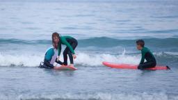 Imagen para Escuela de Surf Paddle surf en Coruña, Galicia