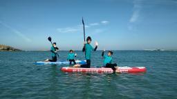 Imagen para Campamento niños  Surf  Arteixo, Coruña, Galicia
