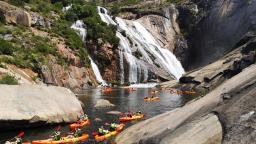Imagen para Ruta en Kayak a La Cascada de Ézaro (con picnic)