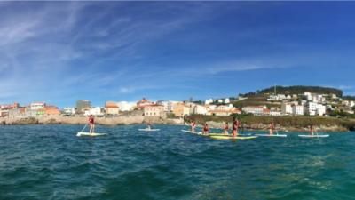 Alquiler Paddel Surf en Caión
