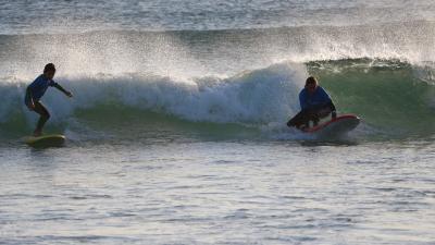 Surf en Ribeira