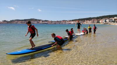 Multiactividad WIndsurf Paddle y Kayak