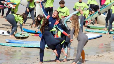 Surf en Doniños
