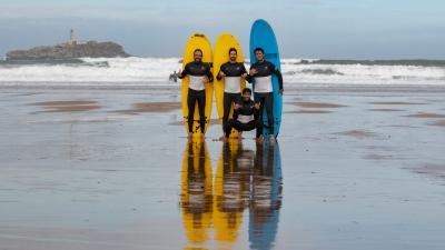 Surf Camp Adultos (5 días)
