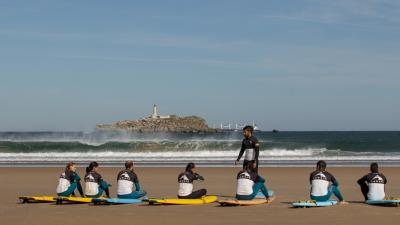 Surf Camp Adultos (7 días)