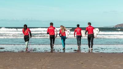 Cursos de surf, longboard, paddle-surf y bodyboard