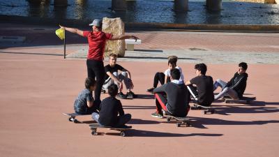 Actividades de Surf Skate (Carver)