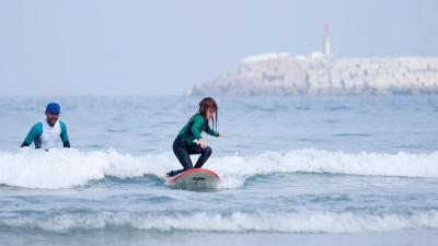 Clases de Surf en Coruña, Galicia.