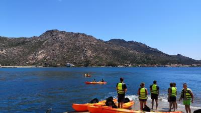 Alquiler de Kayaks en Ézaro